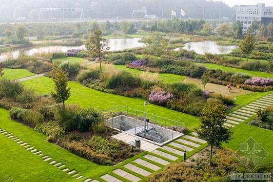 永恒的遗产 欧洲专利局的屋顶花园