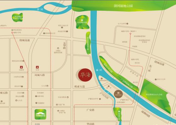 华海湖滨会馆楼盘相册 - 凤凰房产西安