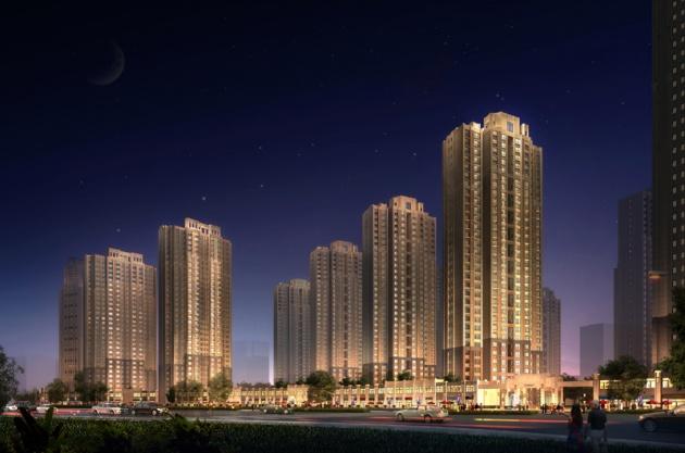 中海国际社区三期御城在售6#,11#以及12#西单元三栋高层,均为两个