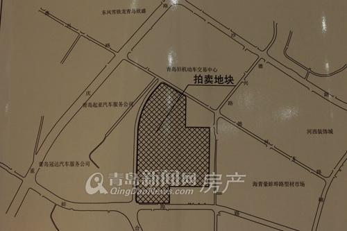 青岛土地市场开年迎高潮 蚌埠路地块遭150轮疯抢