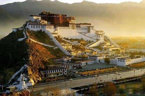 西藏拉萨鬼城指数