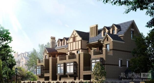 保利公园2010联排别墅起价185万/套,户型250-290㎡,双拼别墅起价365万