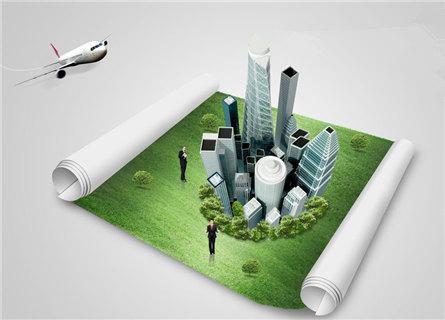 绿色建筑主要含义 1,室内环境