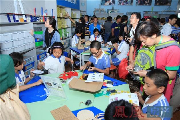 学和其创客空间教室