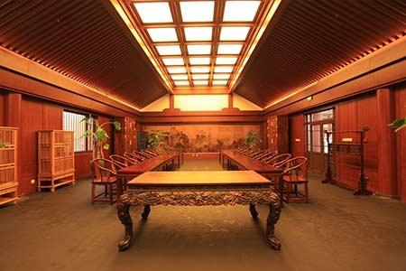 华堂宫殿内景图片
