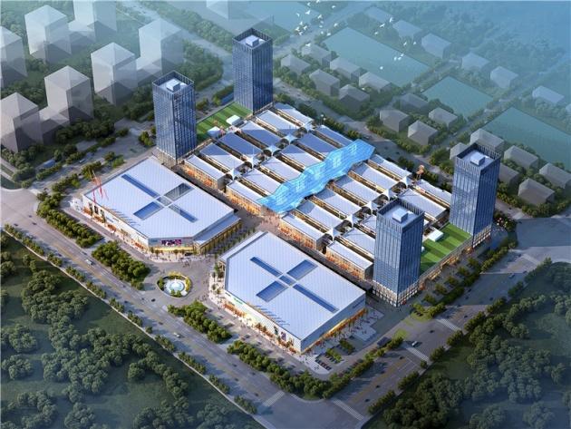 金桥国际市场:打造现代购物天堂 --凤凰房产长