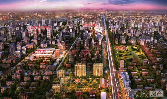水榭春天楼盘环境 - 凤凰房产北京