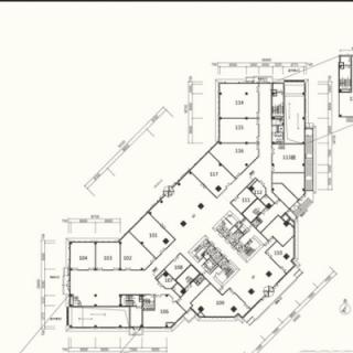 楼层平面图5