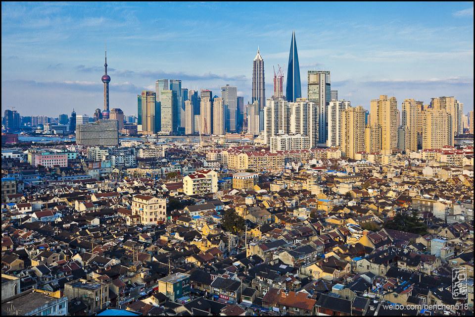 上海楼市短暂回暖 新房二手房平分秋色