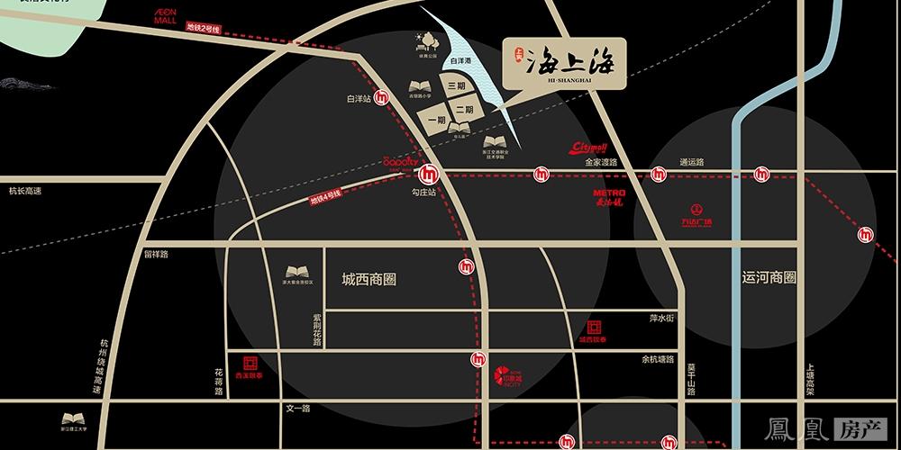 上实海上海周边配套2