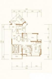 G高层-A1户型图