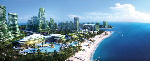 森林城市项目介绍