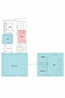 三期悦墅联排别墅133㎡户型二层