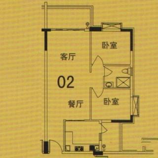 2#02户型图