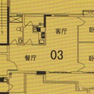 8#03户型图