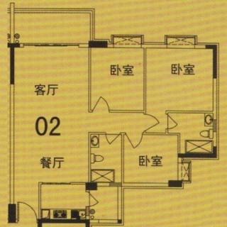8#02户型图