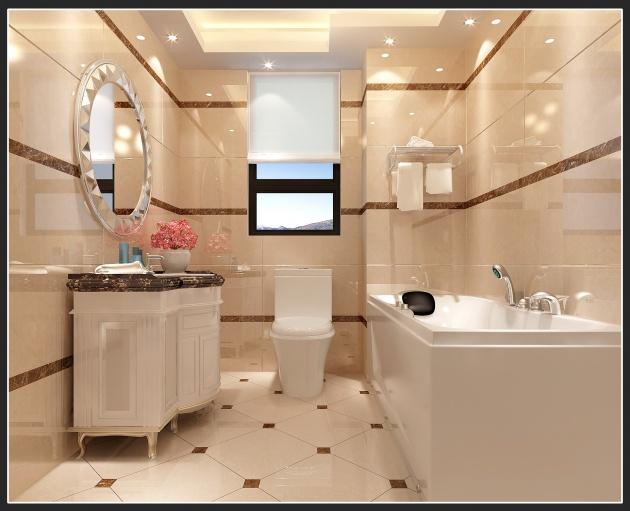 在现在房子的结构中卫生间已经成为了家居生活中必不