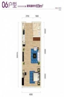 公寓06户型