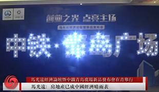 马光远:房地产已成中国经济晴雨表