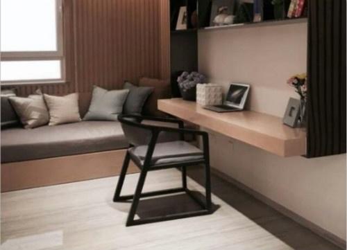 开间不同境界不同,亿利华彩城将主卧室开间设计为3.5m,进深3.
