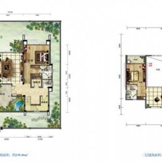 别墅户型图A2