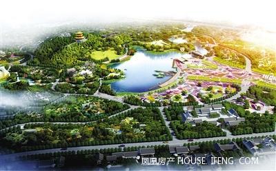 郑州园博园展览后将成永久性公园