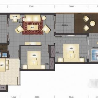 酒店公寓B户型