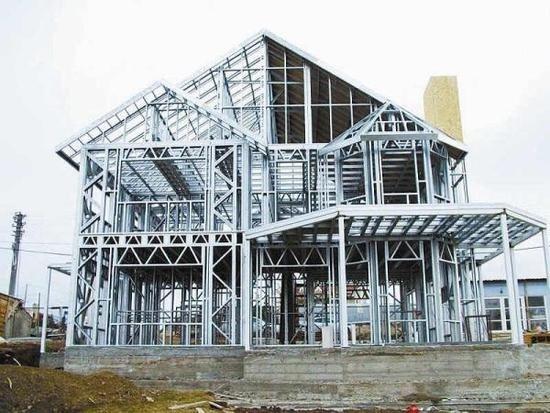 中国建筑:未来大量使用钢结构