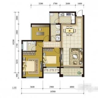 2号楼(2-4)户型