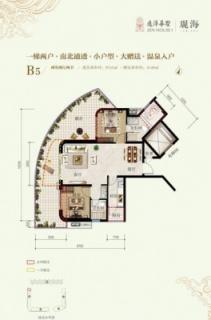 公寓B5户型