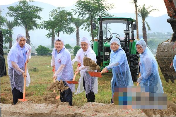 三亚海棠湾水稻国家公园奠基