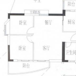 A7栋8-31层03单元户型