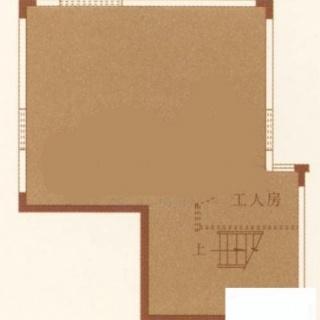 E型别墅阳光地下室