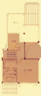 FI型别墅三层
