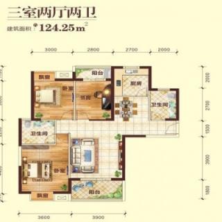 7、8号楼B1户型