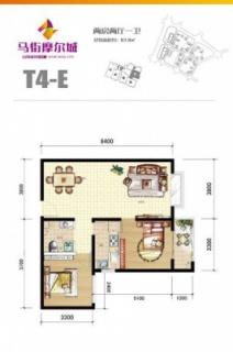 T4-E户型