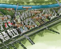 阳光城尚东湾规划图