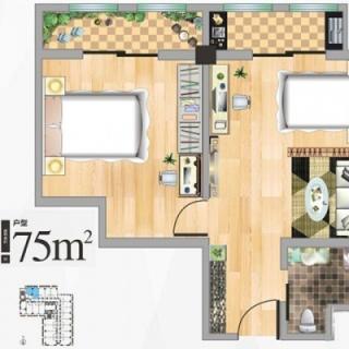 公寓楼A户型