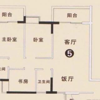 3期银松五街1栋05户型
