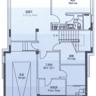 b户型地下室
