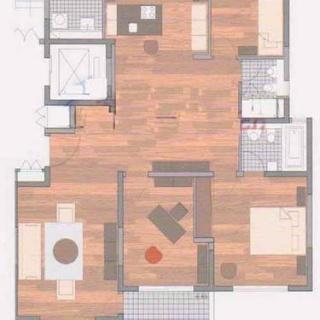 中鹰黑森林 4室2厅2卫