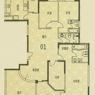 L4栋(9、11、13、15、17层)02户型