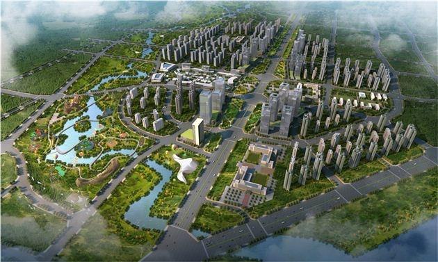 势不可挡,华侨城斥资500亿打造郑州文化休闲旅游新地标图片