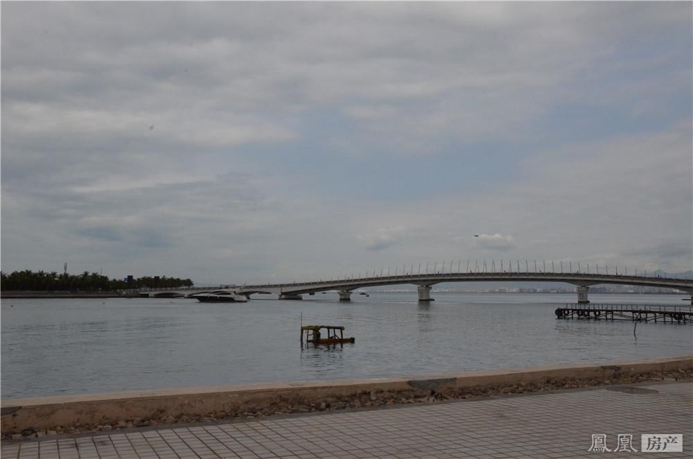 天成中央海岸楼盘环境 - 凤凰房产海南