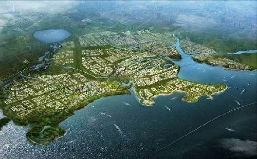 """红岛:""""中科系""""助力 青岛创新的热土"""