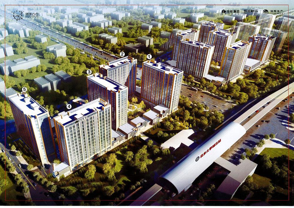 医院绿地平面设计图