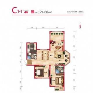 C1-1户型