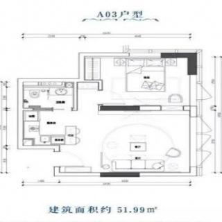 A03户型图