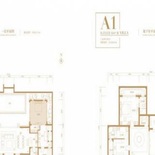 别墅A1户型