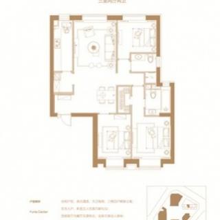 商务公寓D1户型